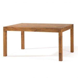mesa de comedor madera rustica
