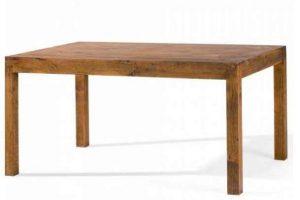 mesa comedor rustica 110
