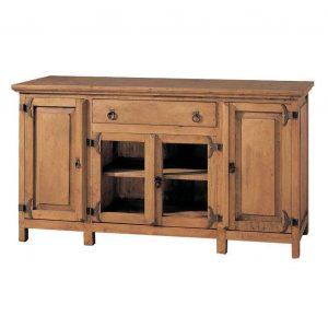comoda madera para comedor