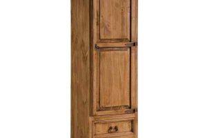 armario rústico modular