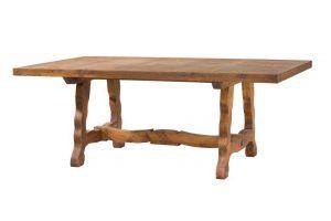 mesa comedor madera rústica 200cm y 220cm